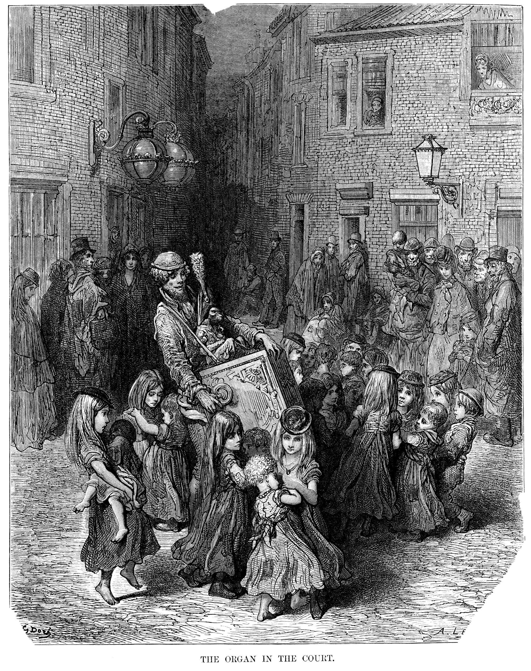 Lirekassen var historisk set de fattiges musikalske underholdning.