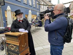 Positivspilleren spillede julen ind i Nyborgs gader de første to weekender i december. Den 12 december blev der optaget et tv-indslag, der bringes på TV2 Fyn den 13 eller 14 december.